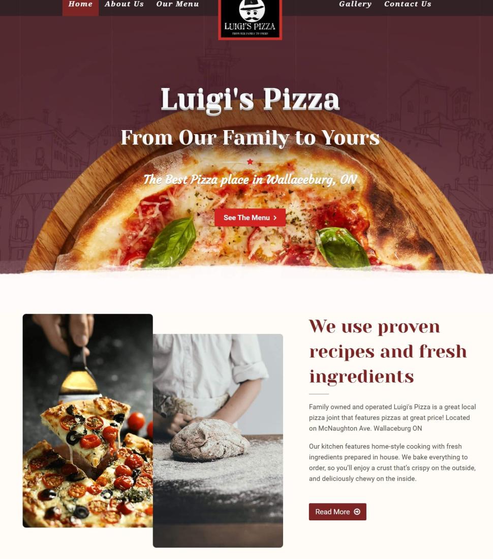 LuigiPizza